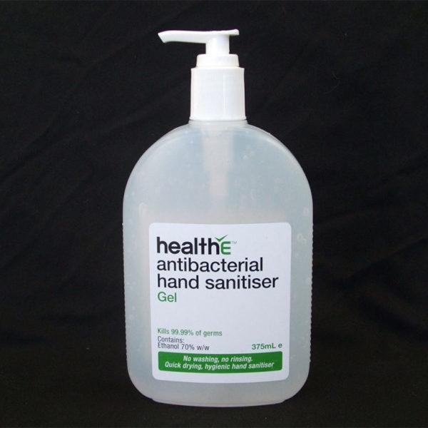 Antibacterial Hand Sanitiser 375ml